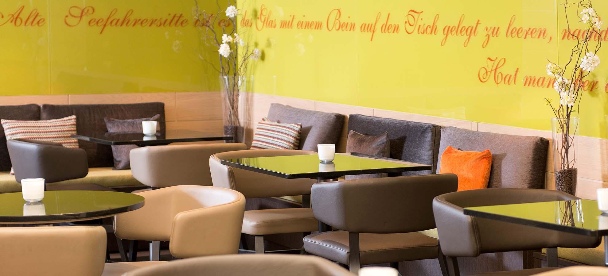 Lobby Bar & Lounge - Hotel Lyskirchen Cologne