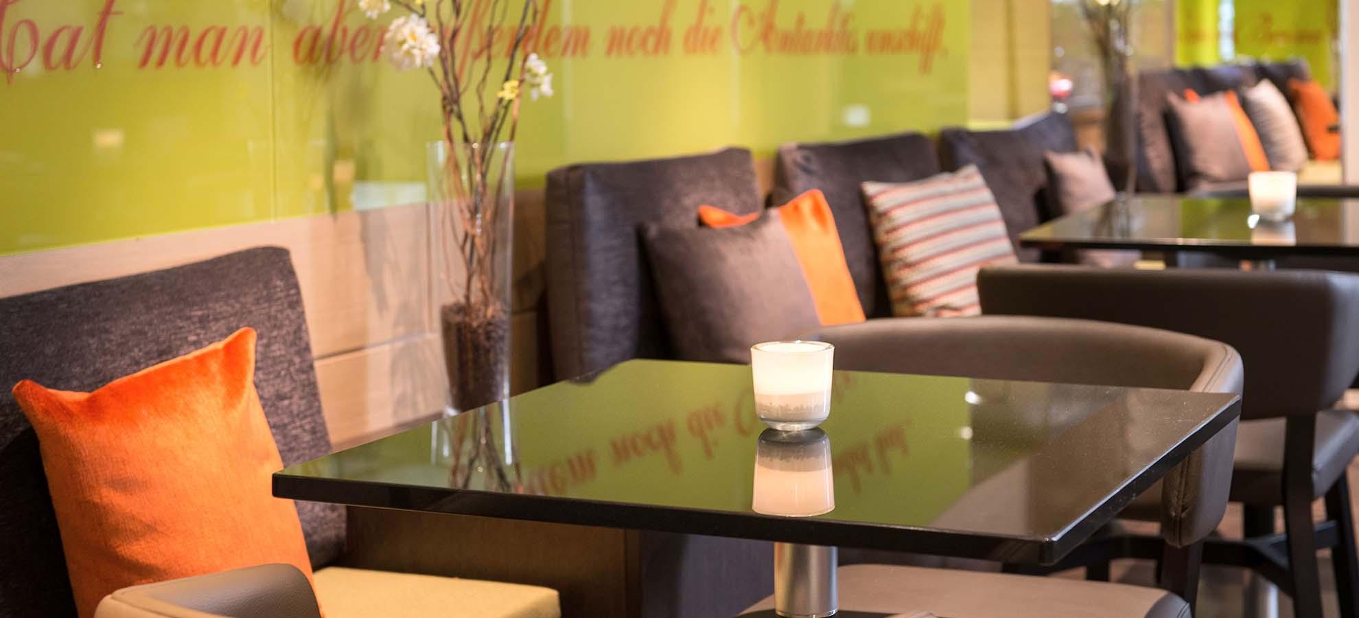 Hotel Lyskirchen Lobby Sitzecke