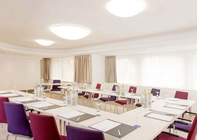 Hotel Lyskirchen Tagungsraum Bonn / Meeting room Bonn