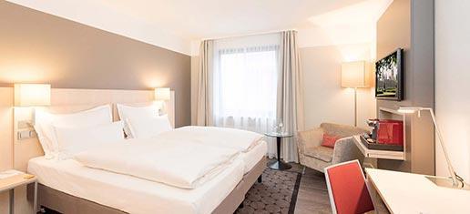 Hotel Lyskirchen Standard Zimmer