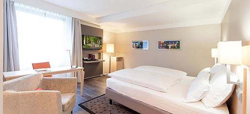 Hotel Lyskirchen Superior Zimmer