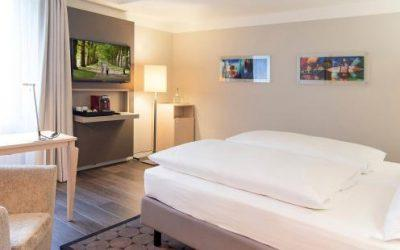 Hotel Lyskirchen renoviert 37 Zimmer in 3 Wochen