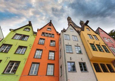 Sehenswürdigkeiten Architektur Köln
