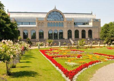 Sehenswürdigkeiten Botanischer Garten Köln