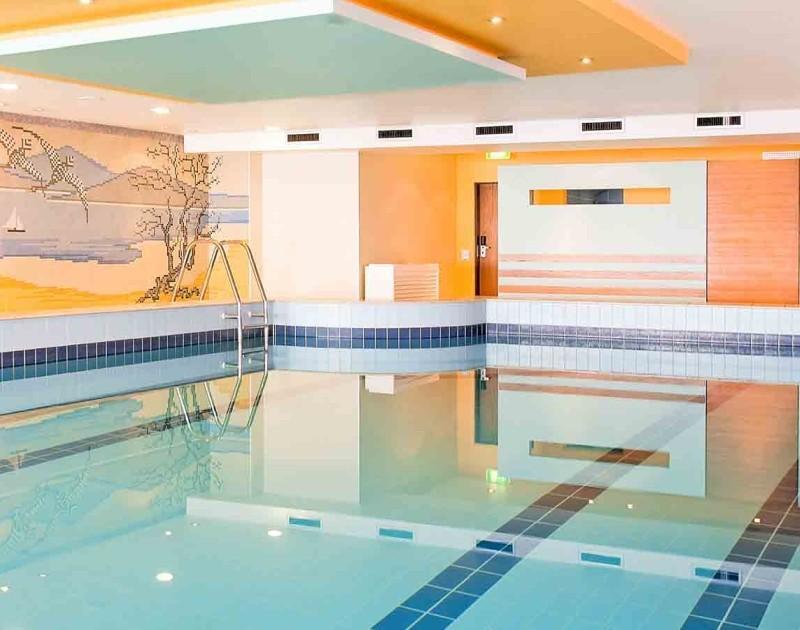 Wellnessbereich im Hotel Lyskirchen