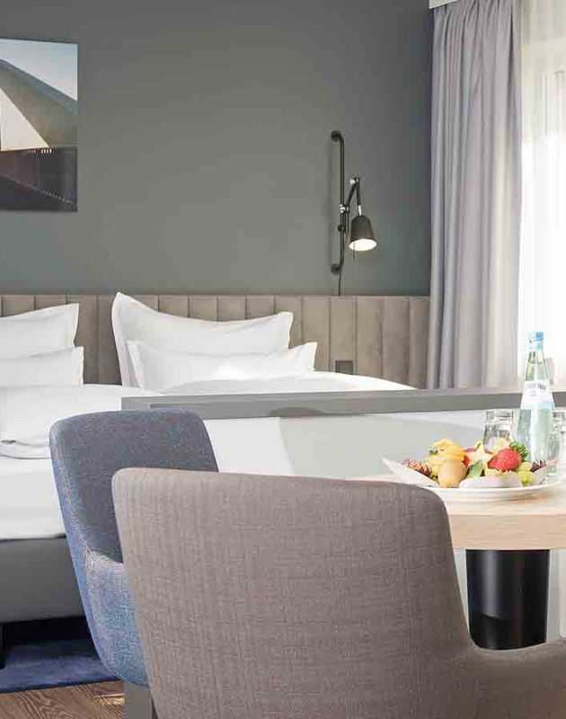 Rooms hotel cologne