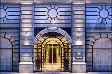 K+K Palais Hotel Wien